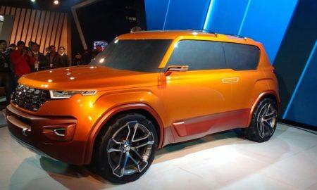 Hyundai Carlino फ्रंट प्रोफाइल