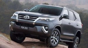New Toyota Fortuner 2016