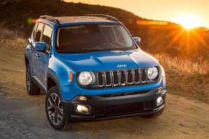 Jeep Renegade India