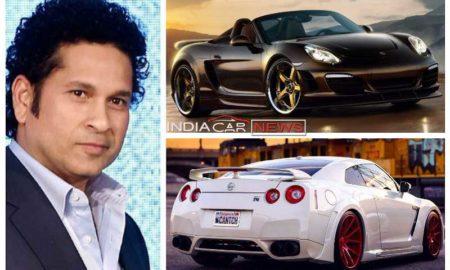 Sachin Tendulkar Cars Collection