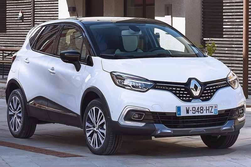 2017 Renault Captur Compact SUV India