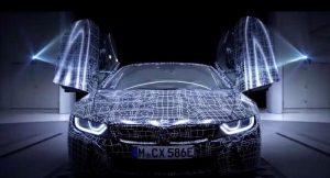 2018 BMW i8 Hybrid Convertible