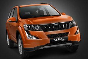Mahindra XUV500 Petrol SUV