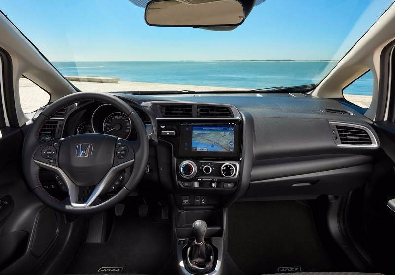New 2018 Honda Jazz interior