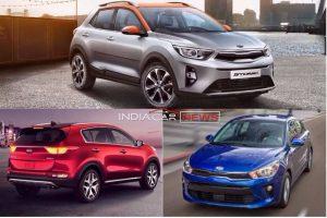New Upcoming Kia Cars In India