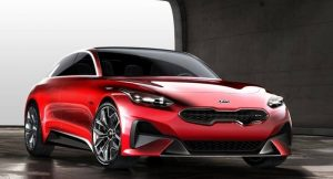 Kia Motors Frankfurt Motor Show