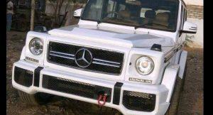 Modified Mahindra Bolero G Wagon 1