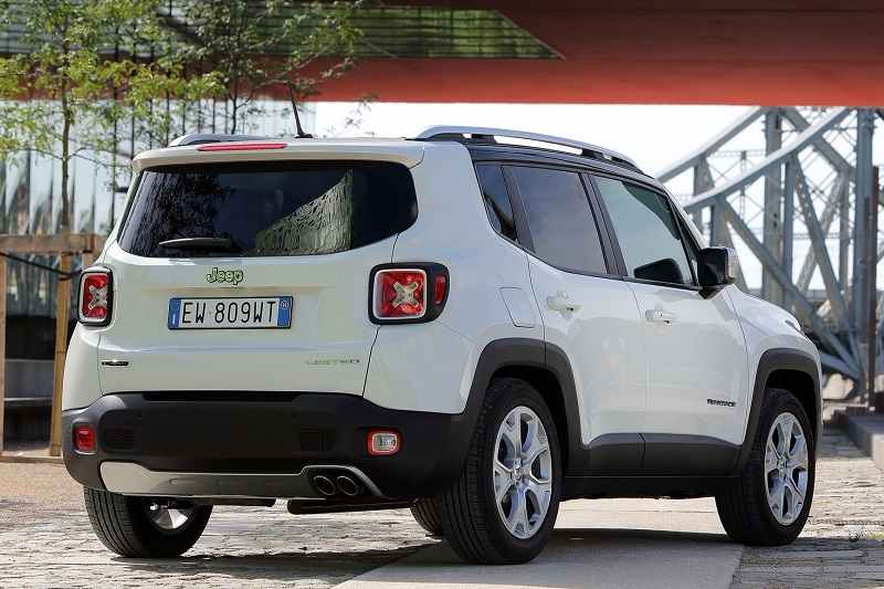 New Jeep Compact SUV