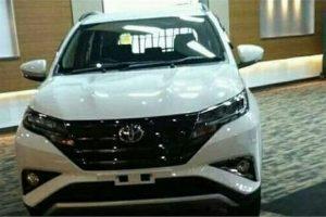 2018 Toyota Rush Leaked