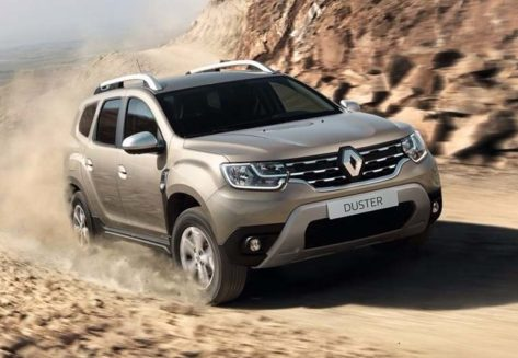 New Renault Duster 2018 India price