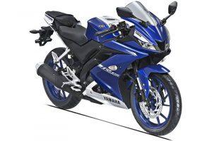 New Yamaha R15 Version 3