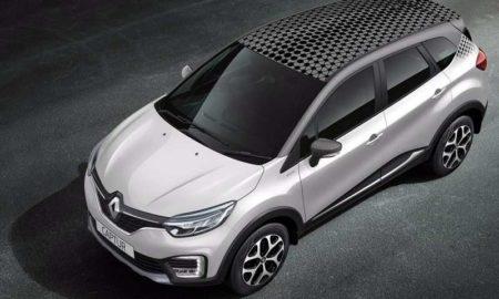 Renault Captur Urban Deck