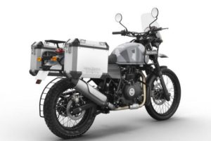 2018 Royal Enfield Himalayan Sleet Edition Rear