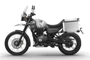 2018 Royal Enfield Himalayan Sleet Edition Side