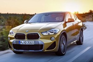 BMW X2 India Launch Date