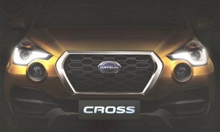 Datsun Cross 2018 Compact SUV