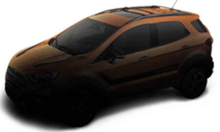 Ford EcoSport Storm Edition Teased