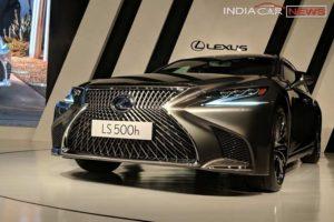 Lexus LS 500h India Price
