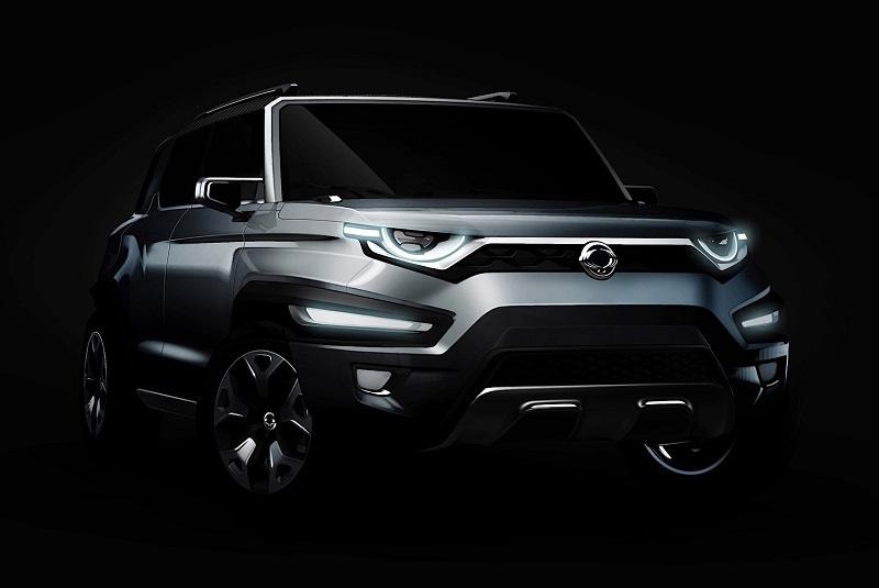 Mahindra S201 Concept