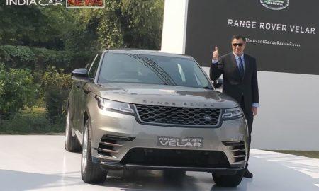 Range Rover Velar Price In India