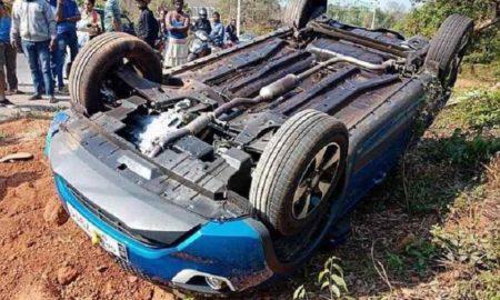 Tata Nexon Accident 2