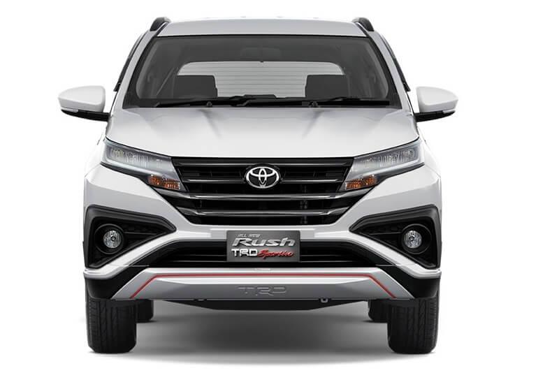 2018 Toyota Rush