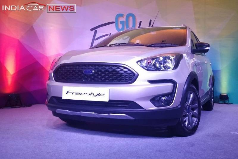 Ford Freestyle Crossover