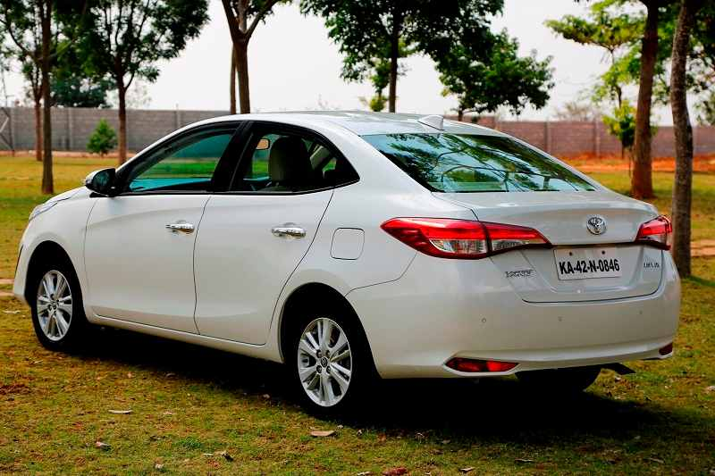 Toyota Yaris Specifications