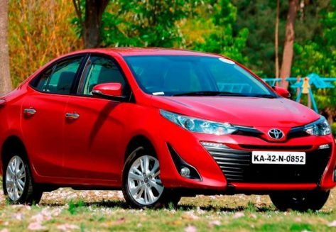 Toyota Yaris Sedan Price