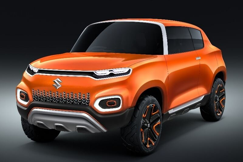 Upcoming Maruti Future S