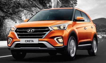 New Hyundai Creta 2018 Facelift