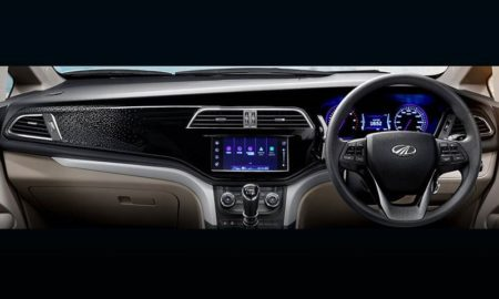 Mahindra-Marazzo-Dashboard-Design