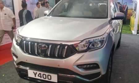 Mahindra XUV700 Clear Pictures