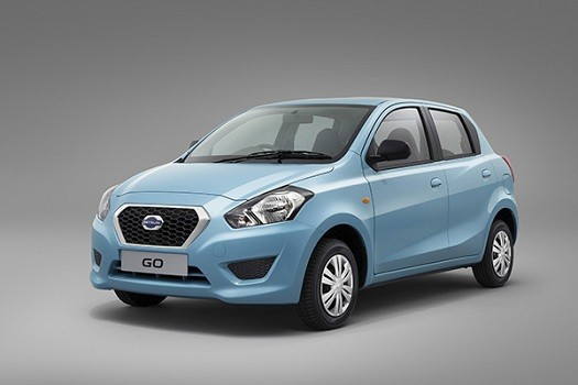 Datsun Go side profile