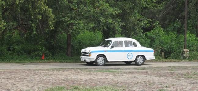 HM Ambassador compact sedan