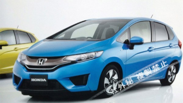 New 2014 Honda Jazz