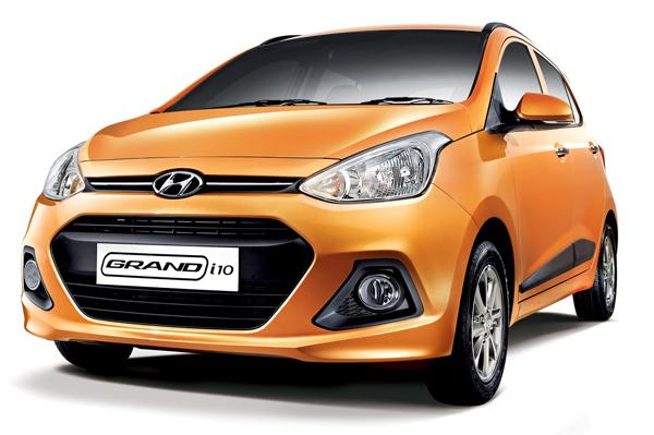 Hyundai Grand i10 2