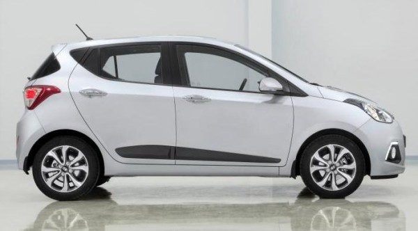 Next-gen Hyundai i10 Europe