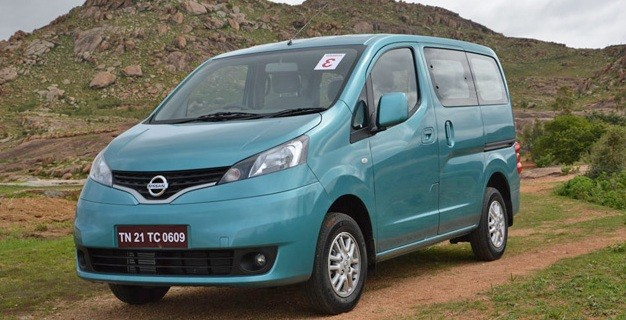 Nissan Evalia Mpv Now Available At Rs 7 99 Lakh India Car News