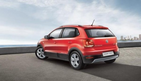 VW Cross Polo 3