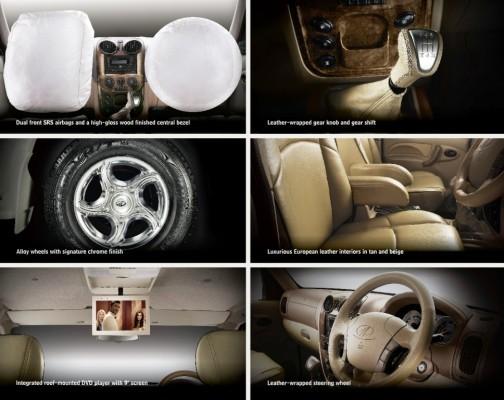 Interiors_Scorpio Special Edition