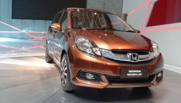 Honda Brio Mobilio MPV
