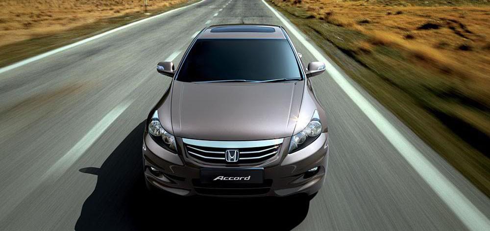 Home // Car // Honda // Accord // Honda discontinues Accord in India
