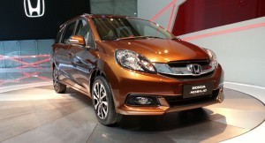 Honda Mobilio MPV launching soon