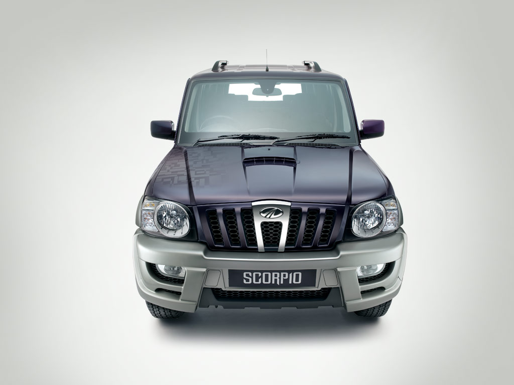New 2014 Mahindra Scorpio facelift to see you at Indian Auto Expo