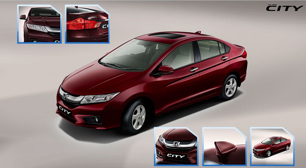New 2014 Honda City Diesel- Mileage, Specs and Features