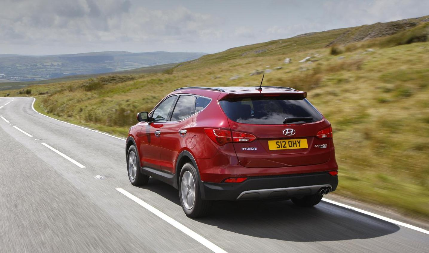 new car launches in early 2014New Hyundai Santa Fe Launch by early 2014  New and Upcoming Cars