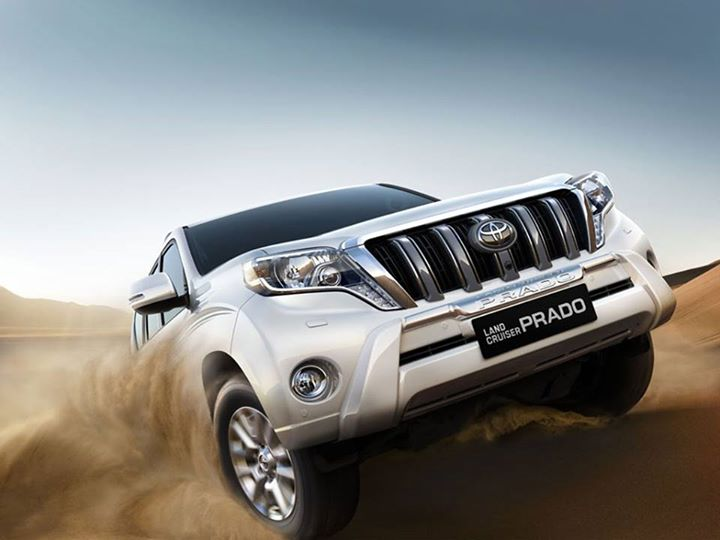 toyota new car release in indiaNew Toyota Land Cruiser Prado Launched in India  New and Upcoming