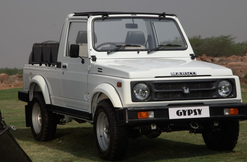 Advice about Maruti Suzuki Gypsy