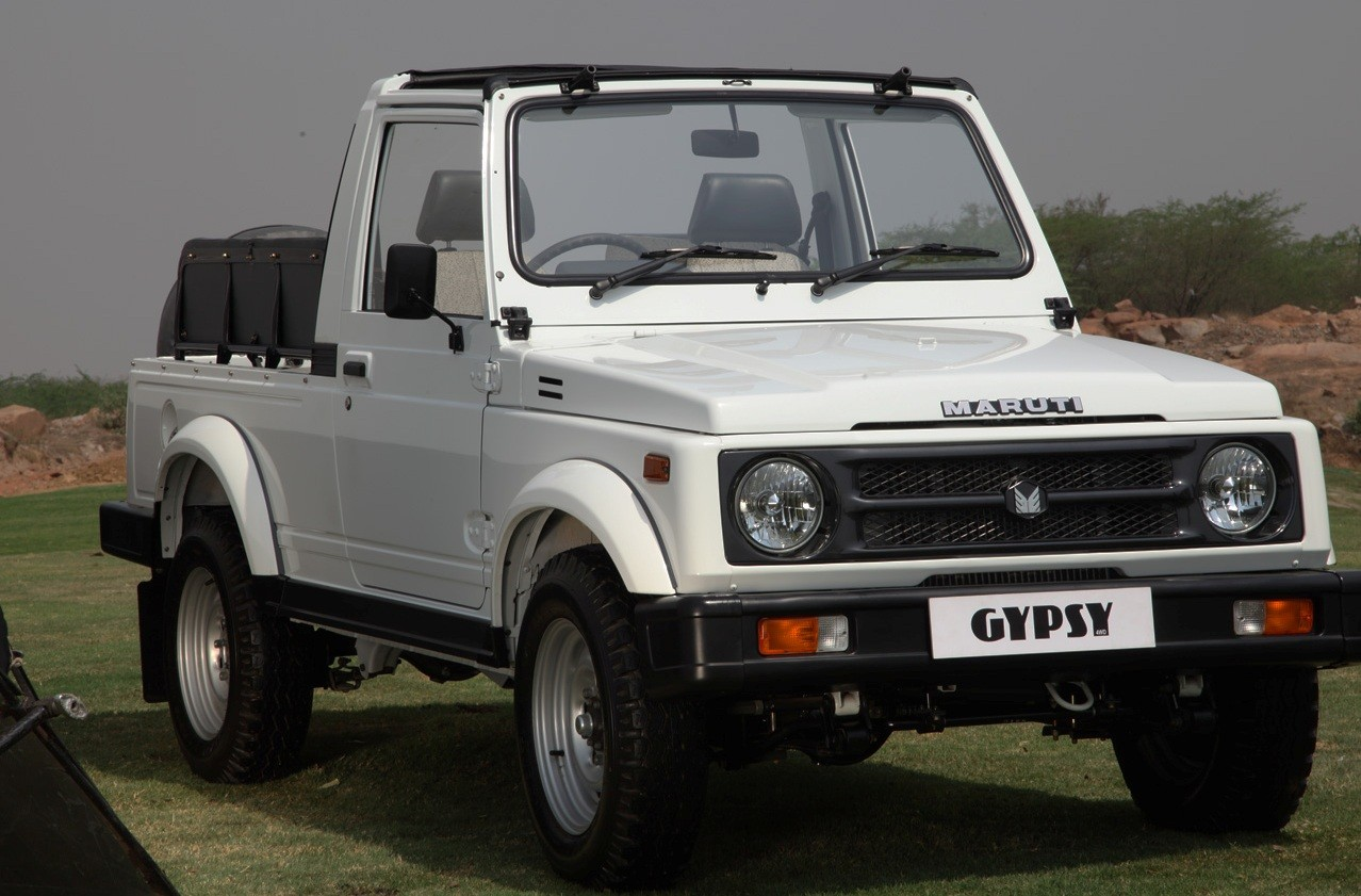 Advice about Maruti Suzuki Gypsy